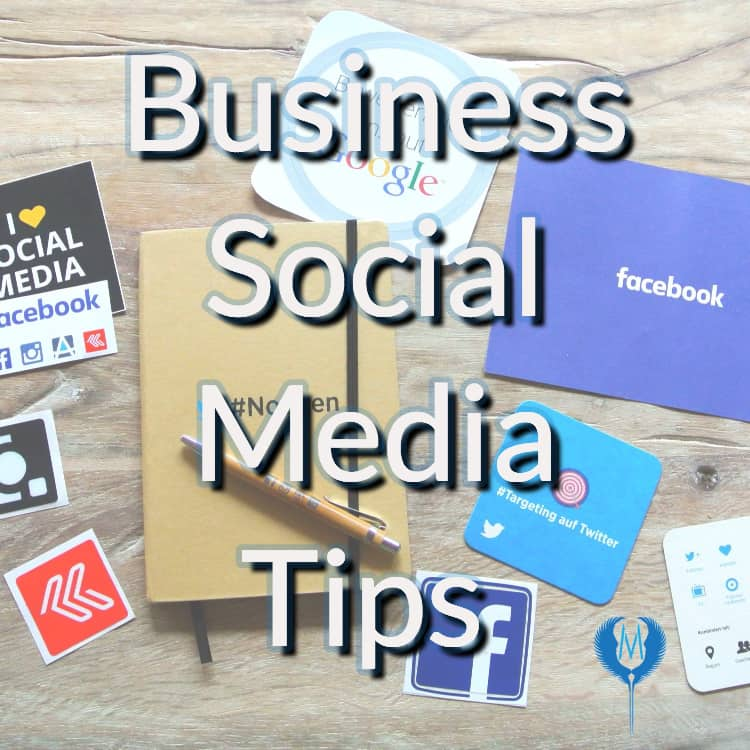 business social media tips Indianapolis digital marketing agency