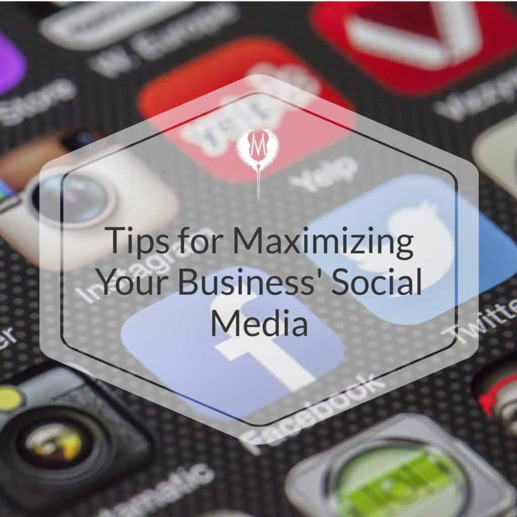 Tips Maximizing Business Social Media Digital Marketing Agency Indianapolis